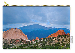 Pikes Peak Carry-all Pouch by Dan Miller
