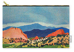 Garden Of The Gods Pikes Peak Carry-all Pouch