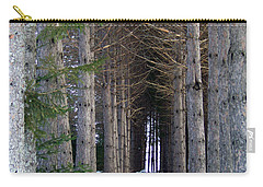 Pine Cathedral Carry-all Pouch