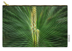 Pine Cone And Needles Carry-all Pouch