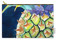 Pineapple Carry-all Pouch by Carlin Blahnik