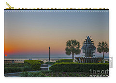 Carry-all Pouch featuring the photograph Dawns Light by Dale Powell