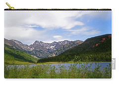 Piney Lake In Upper Vail Carry-all Pouch