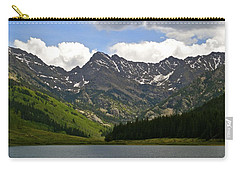 Piney Lake Vail Colorado Carry-all Pouch
