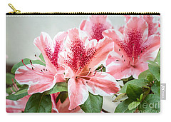 Pink Azaleas Carry-all Pouch