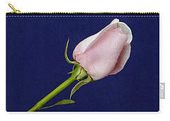 Pink Bud Carry-all Pouch