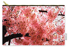 Pink Canopy Carry-all Pouch by Patti Whitten