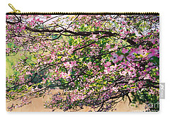 Pink Dogwood I Carry-all Pouch