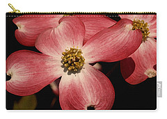 Carry-all Pouch featuring the photograph Pink Dogwood by James C Thomas