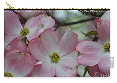 Pink Dogwood Tree Carry-all Pouch
