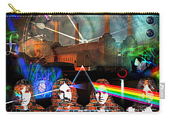 Pink Floyd Collage Carry-all Pouch