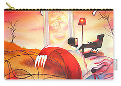 Pink Floyd The Wall Carry-all Pouch