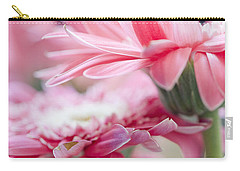 Pink Gerber Daisy - Awakening Carry-all Pouch
