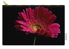 Pink Gerbera Flood 1 Carry-all Pouch