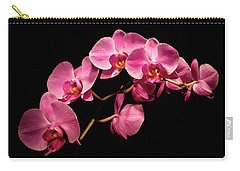 Pink Orchids 3 Carry-all Pouch