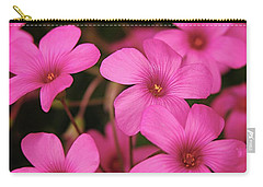 Pink Phlox Carry-all Pouch