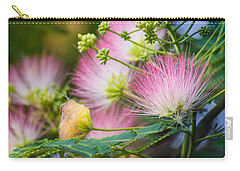 Pink Pom Poms Carry-all Pouch