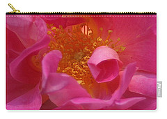 Pink Rose Series 111 Carry-all Pouch