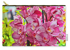 Pink Shadows Carry-all Pouch