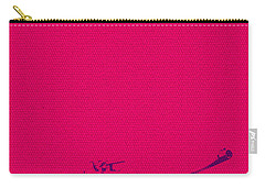 Pink Tank Carry-all Pouch