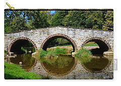 Pinkerton Road Bridge Carry-all Pouch