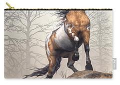 Pinto Carry-all Pouch by Daniel Eskridge