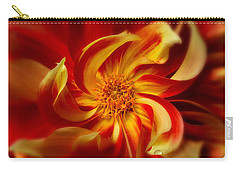 Pinwheel Carry-all Pouch by Mary Jo Allen