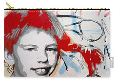 Pippi Longstocking  Carry-all Pouch