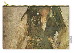 Pirate Johnny Depp - Steampunk Carry-all Pouch