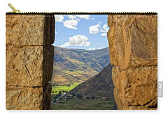 Pisac Ruins Carry-all Pouch