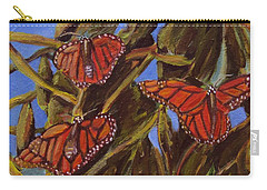 Pismo Monarchs Carry-all Pouch