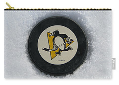 Pittsburgh Penguins Carry-all Pouch by Michael Krek