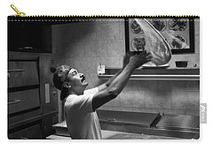 Pizza Toss Carry-all Pouch