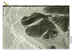 Plains Of Nazca - The Astronaut Carry-all Pouch
