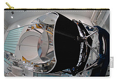 Carry-all Pouch featuring the photograph Planck Space Observatory Before Launch by Science Source