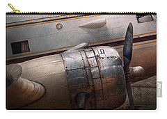 Plane - A Little Rough Around The Edges Carry-all Pouch