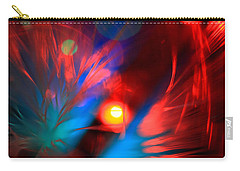 Planet Caravan Carry-all Pouch by Dazzle Zazz
