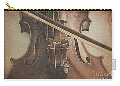 Play A Tune Carry-all Pouch