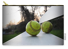 Play Ball Carry-all Pouch by Paul Ward