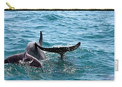 Carry-all Pouch featuring the photograph Play Time by Debra Forand