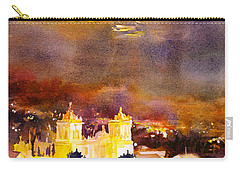 Plaza De Armas- Cusco Carry-all Pouch