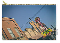 Plaza Theatre Carry-all Pouch
