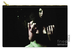 Carry-all Pouch featuring the photograph Pleading by Jessica Shelton