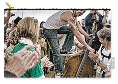 The Lost Bayou Ramblers Pleasing The Crowd Carry-all Pouch