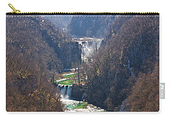 Plitvice Lakes National Park Canyon Carry-all Pouch