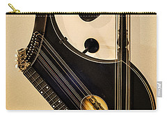 Plucked Vienna Zither Carry-all Pouch