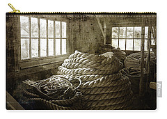 Plymouth Cordage Company Ropewalk Carry-all Pouch