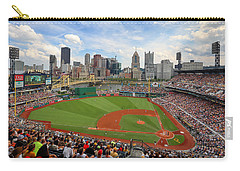 Pnc Park 2014 Carry-all Pouch by Emmanuel Panagiotakis