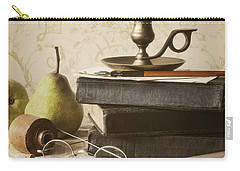 Poet's Corner Carry-all Pouch