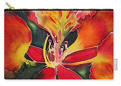 Poinciana Royale Carry-all Pouch